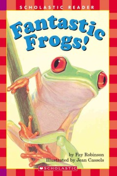 Fantastic frogs! cover image