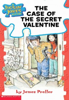 The case of the secret valentine cover image