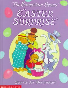 The Berenstain Bears' Easter surprise cover image