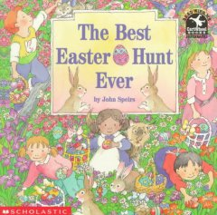 The best Easter [egg] hunt ever cover image