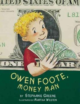 Owen Foote, money man cover image