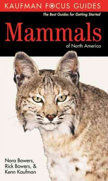 Mammals of North America cover image
