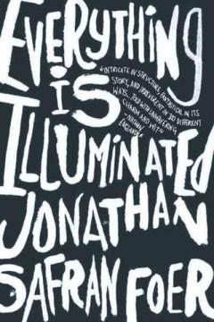 Everything is illuminated cover image