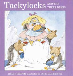 Tackylocks and the three bears cover image
