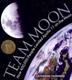 Team Moon : how 400,000 people landed Apollo 11 on the moon cover image