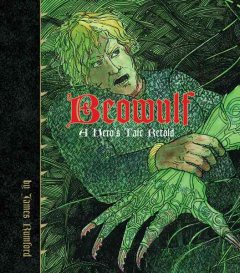 Beowulf, a hero's tale retold cover image