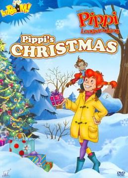 Astrid Lindgren's Pippi Longstocking. Pippi's Christmas cover image
