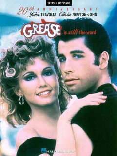 Grease is still the word cover image