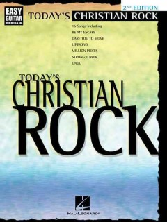 Today's Christian rock cover image