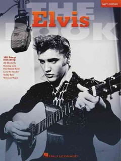 The Elvis book easy guitar cover image