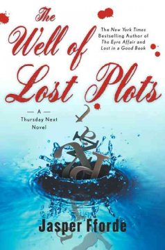 Thursday Next in The well of lost plots cover image