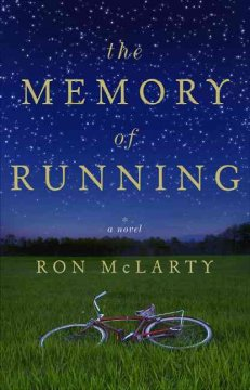 The memory of running cover image