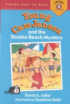 Young Cam Jansen : and the double beach mystery cover image