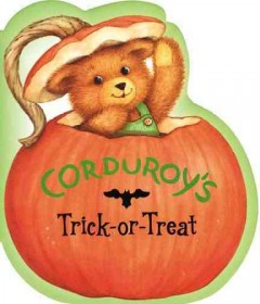 Corduroy's trick-or-treat cover image