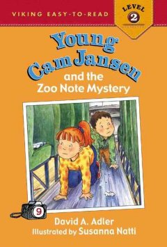 Young Cam Jansen and the zoo note mystery cover image