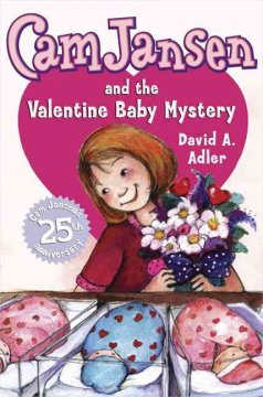 Cam Jansen and the Valentine baby mystery cover image