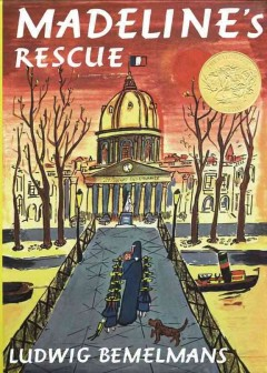 Madeline's rescue cover image