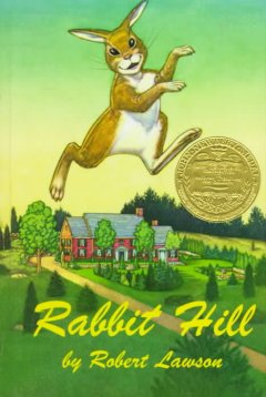 Rabbit hill cover image