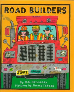 Road builders cover image