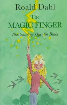 The magic finger cover image