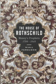The house of Rothschild cover image
