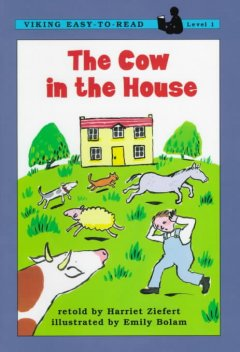 Cow in the house cover image