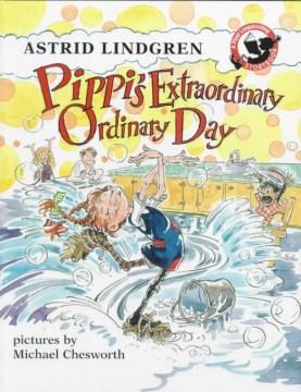 Pippi's extraordinary ordinary day cover image