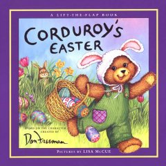 Corduroy's Easter : story by B.G. Hennessy ; pictures by Lisa McCue cover image