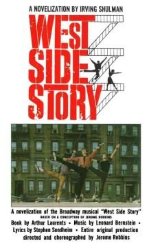 West Side story : a novelization cover image