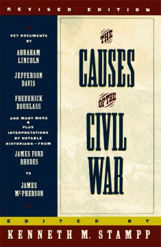 The Causes of the Civil War cover image