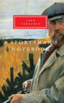 A sportsman's notebook cover image