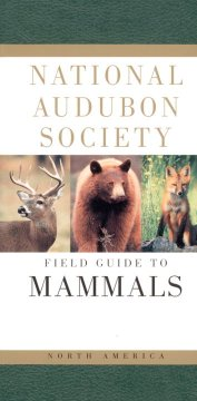 National Audubon Society field guide to North American mammals cover image