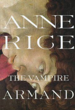 The vampire Armand cover image
