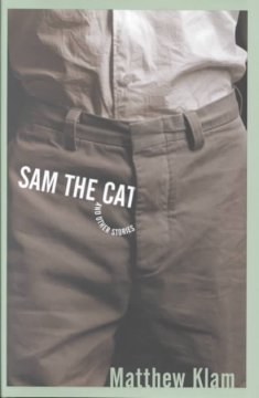 Sam the cat and other stories cover image