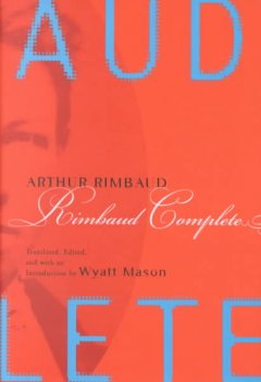 Rimbaud complete cover image