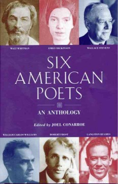 Six American poets : an anthology cover image