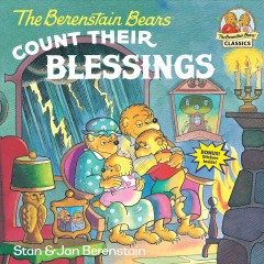 The Berenstain Bears count their blessings cover image