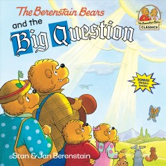 The Berenstain Bears and the big question cover image