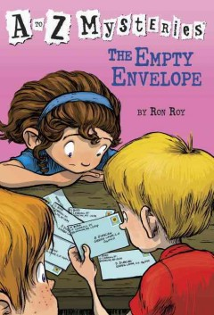 The empty envelope cover image