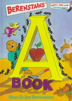 Berenstains' A book cover image