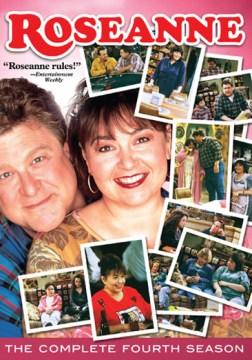 Roseanne. Season 4 cover image