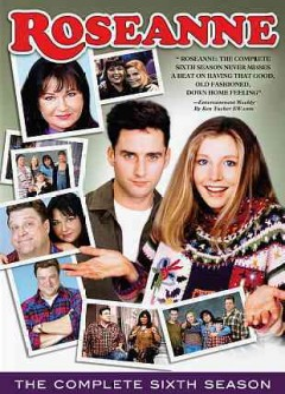 Roseanne. Season 6 cover image