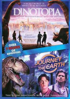 Dinotopia and, Journey to the center of the Earth cover image