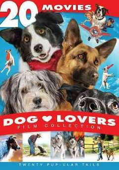 Dog lovers film collection 20 movies cover image
