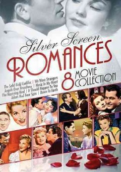 Silver screen romances 8 movie collection cover image