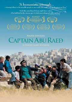Captain Abu Raed cover image