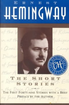 The short stories cover image
