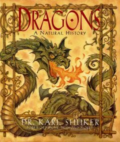 Dragons : a natural history cover image