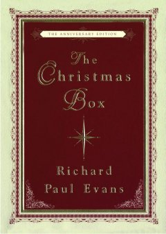 The Christmas box cover image