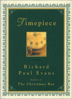 Timepiece cover image